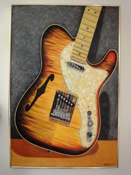 Fender Telecaster Thinline DLX