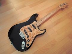Blacky Stratocaster